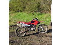 Honda XR 125cc 2005