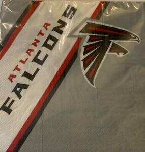 Atlanta Falcons 20 Piece Napkin Set (New) Alberta Preview