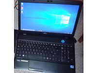 third gen i3 laptop - windows 10 - dual channel 1600mhz ram - 500 gb hdd - 3 hour battery - SE4