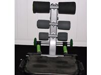 ABDOMINAL EXERCISE TOTAL CORE MACHINE ADVERTISED ON TELEVISION ONLY £8 CAN DELIVER