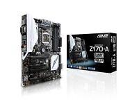 ASUS Z170-A Intel Skylake SLi/CrossFire ATX Motherboard