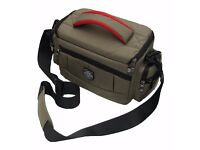 Jealiot Camera Case Plus Weather Cover Included (Khaki)