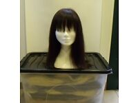100% Human Hair Wig