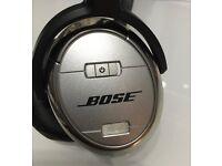 BOSE QC3 - NOISE CANCELLING HEADPHONES - SUPERB CONDITION