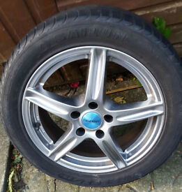 wheels & Tyres fit Ford 205/50R/15