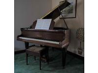 Spencer Baby Grand Piano c.1940