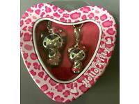 Free gift hello kitty charms with every purchase