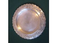 Victorian small drinks tray