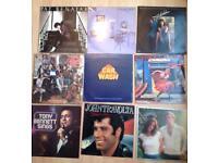 30 + Vinyl LPs plus 9 singles