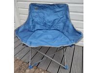Compact fold up camping/garden chairs