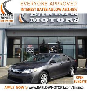 2014 Toyota Camry LE - REAR CAM - CLOTH