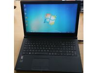 Toshiba Laptop, i3 Fourth Gen, 500B HDD, 4GB Ram, Excellent Condition