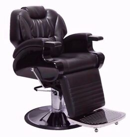 New Boxed Sheraton Barber Chairs for sale