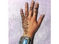 HENNA ARTIST / MEHNDI, BRIDAL · **FROM £10.00** - OFFER! BRIDAL/PARTIES/WEDDING · LONDON