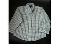 Tommy Hillfiger boys long sleeved shirt