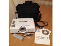 Mitsubishi XD500U Projector