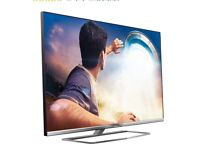 """47"""" philips smart tv 47PFT6309 Ambilight 3D Smart WiFi freeview"""
