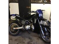 Yamaha dt r 125cc for swapz......