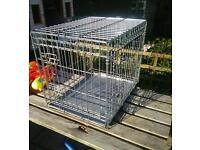 Small dog Puppy crate Cage Animal Rabbit Guinea pig Run