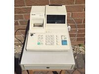 Electronic Cash Register/ Till: Olivetti ECR001. Fully functioning, comes with original box.