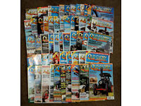 "Job Lot Of 78 Editions ""Old Glory"" Magazine 2002 -2014"