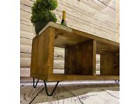 Handcrafted TV Unit