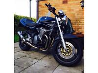 Bandit 600. UPGRADED. A2 licence possible..