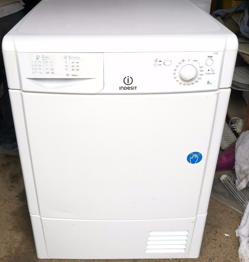 INDESIT 8KG CONDENCER TUMBLE DRYER IN GOOD WORKING ORDER