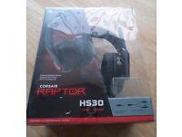 CORSAIR RAPTOR HS30 gaming headphones