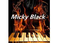 KEYS PLAYER - blues, soul, funk, jazz, swing
