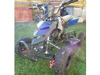49cc Black Kids Mini Quad ATV-10 (Read Description)