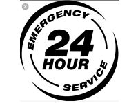 24 hr Drainage, Plumbing Services & Guttering Services