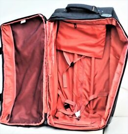 HOLDALL TROLLEY - INTEGRAL TWO WHEEL SYSTEM - LIGHTWEIGHT - EXPANDABLE
