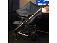 Billie Faiers MB200 travel system