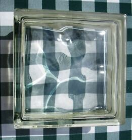 25 Glass Bricks - New - Never Been Used !!