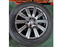 Landrover Discovery 4 Alloy wheels and tyres.