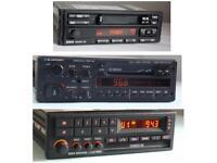 Car cassette player/radio