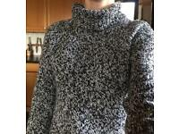 Wooly jumper size 8 :)