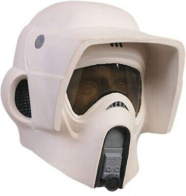 Xcoser Scount Helmet Belt The Armorer Mask SW Series Cosplay Costume Props Men