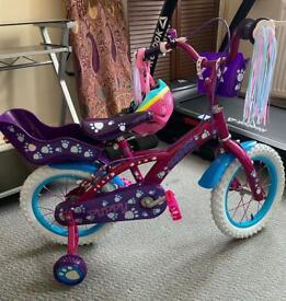 """14"""" Puppy bike"""