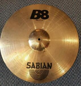 Cymbale Sabian B8 Ride 20 usagée-used