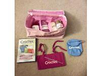 Crochet Starter Set/ DVD