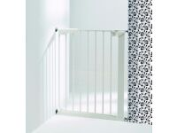 BabyDan Pressure fit Safety gate and Extension.