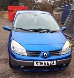Renault Grand Scenic 2005 (very low millage)