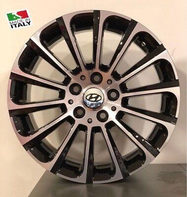 Cerchi in lega Hyundai iX20 iX35 i30 Kona Ioniq Tucson XG DA...