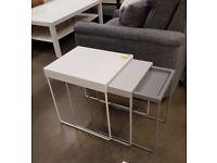RESERVED- GRANBODA Nest of tables, set of 3 tables, IKEA MILTON KEYNES