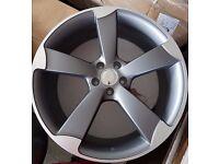 """Audi TTRS Style Wheels 19"""""""