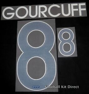 France-Gourcuff-8-2011-Football-Shirt-Name-Set-Kit-Home