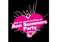 Ann Summers Party