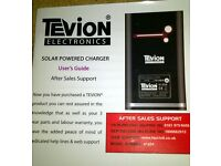 solar powered charger. Now £15..